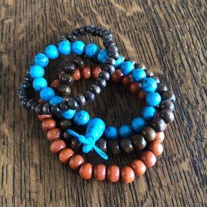 Jewelry - Stack bracelets